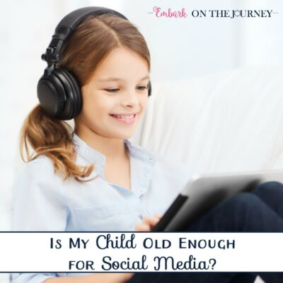 Is My Child Old Enough for Social Media?