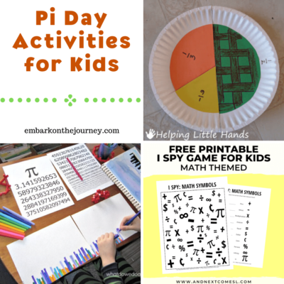 Hands-On Pi Day Activities