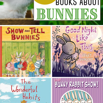 30 Bunny Books for Kids