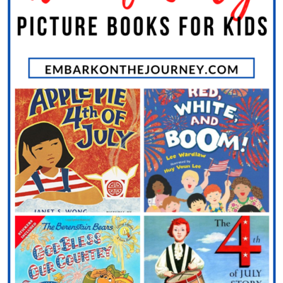 Picture Books About the 4th of July